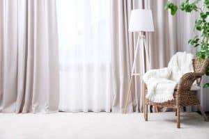 Should Curtains Touch The Floor? [Inc. Two Cases When They Shouldn't]