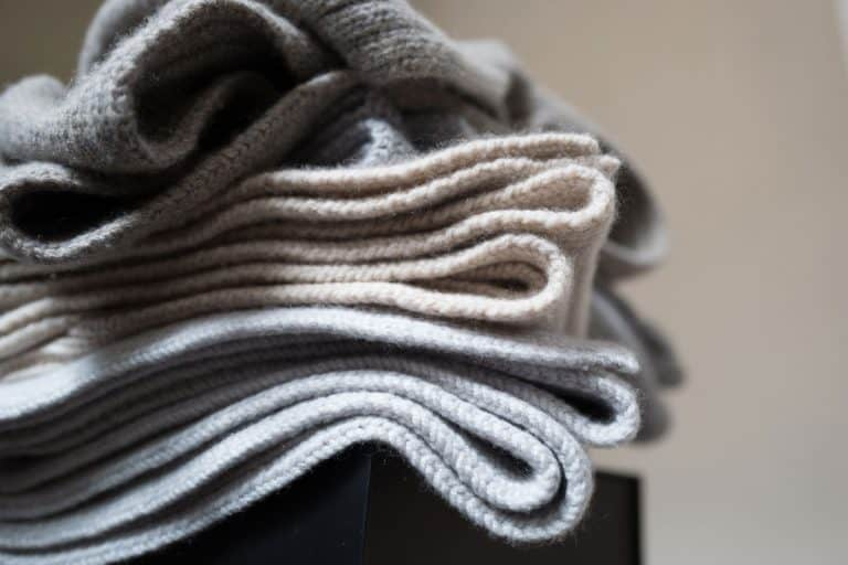 Gray and cream cashmere blankets, Where To Buy Blankets [Top 40 Online Stores]