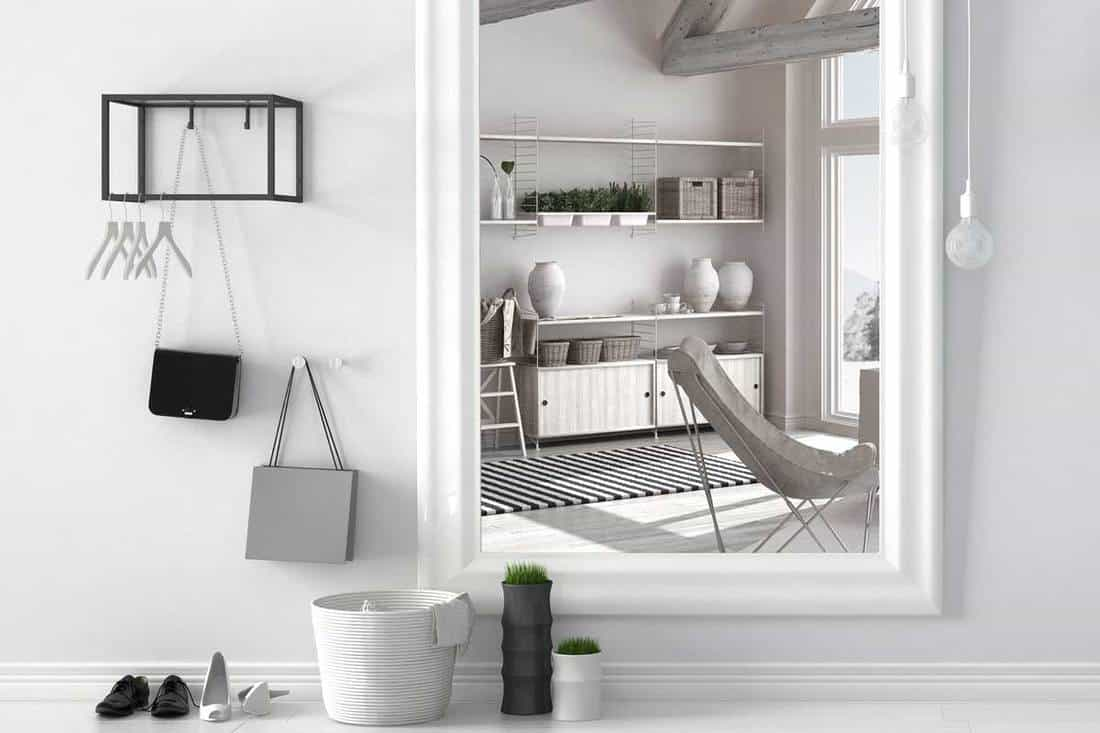 Where To Place A Mirror On The Wall Home Decor Bliss