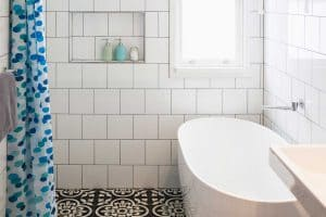 Read more about the article How To Cover Bathroom Wall Tiles [5 Easy Ways!]