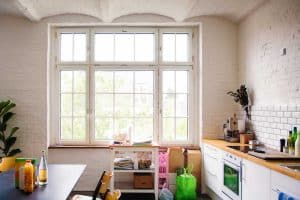 Read more about the article How to Decorate a Wall with a Window in the Middle?