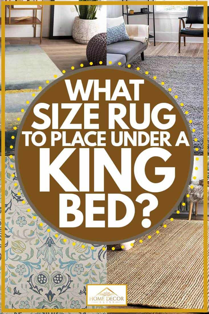 Picture of: What Size Rug To Place Under A King Bed Home Decor Bliss