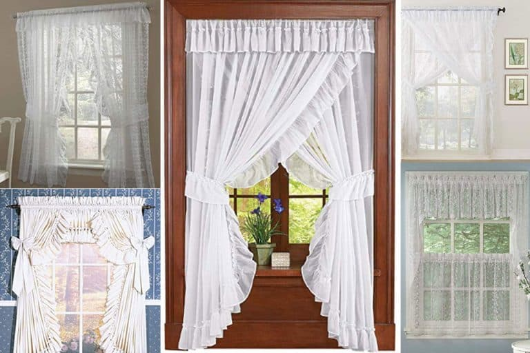 Stunning collage of priscilla curtains for your windows, What are Priscilla Curtains?