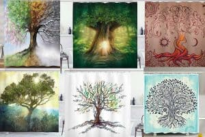 Tree of Life Shower Curtains: 10 Gorgeous Designs To Choose From