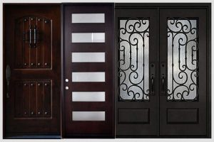 8 Types Of Front Doors You Should Consider