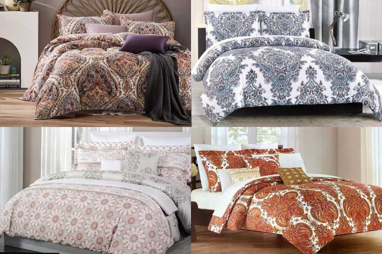 A collage of Cynthia Rowley bedding sets, 12 Cynthia Rowley Bedding Sets