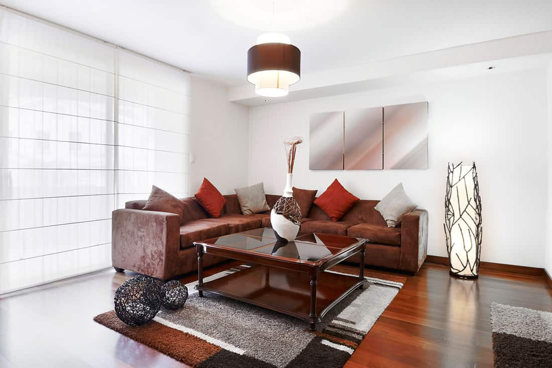 Interior design series: living room with consistent theme
