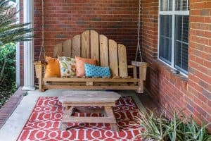 Read more about the article 27 Red Brick House Front Porch Ideas