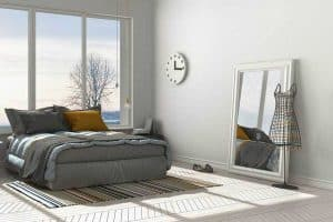 Read more about the article 37 Floor Mirror Decorating Ideas
