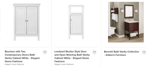 Target website product page