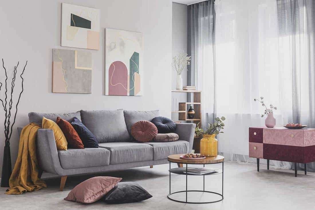 19 Gray Sofa Color Scheme Ideas Home Decor Bliss