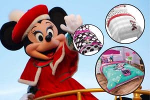 Read more about the article 10 FUN Minnie Mouse Bedding Sets for Kids