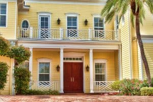 Front Door Color For A Yellow House [Inc. 11 Examples in Pictures]