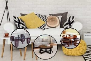 Read more about the article 14 Gorgeous Coffee Tables With Nesting Stools