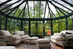 Read more about the article 28 Glass-Enclosed Porch Ideas