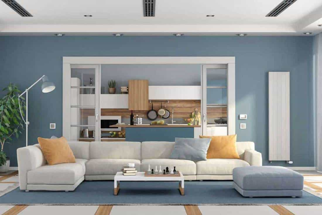 What Color Furniture Goes With Blue Walls 5 Suggestions With Pictures Home Decor Bliss