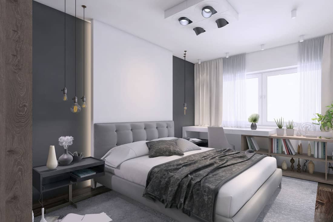 20 Decorating Ideas For Bedrooms With Gray Walls Home Decor Bliss