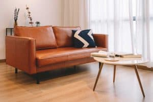 14 Living Room Color Schemes With Brown Leather Furniture