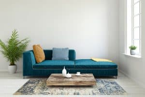 Throw Pillows for a Blue Couch [12 Awesome Ideas with Pictures]