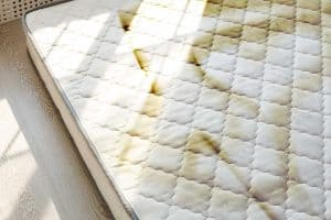 What Causes Yellow Stains On A Mattress?