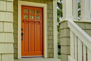 Best Front Door Color For A Green House [Color combos in pictures]