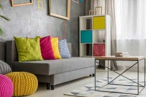 29 Interior Design Color Blocking Ideas [Various Rooms In Your Home]