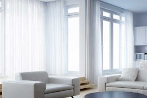 What Color Curtains Make a Room Look Bigger