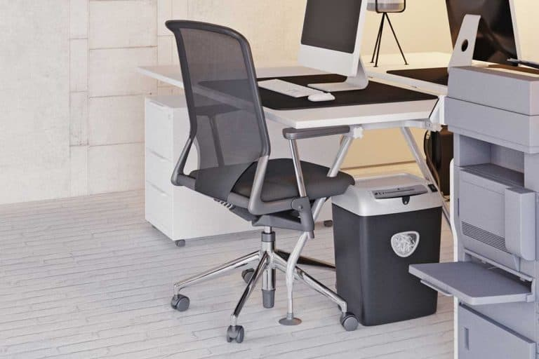 Modern eco office design with mesh office chairs, Are Mesh Office Chairs Better? [Pros and Cons]