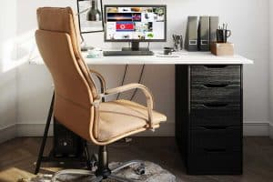 How To Fix A Wobbly Office Chair [6 Steps]
