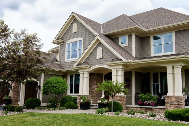 Suburban residential house with front yard, 27 COOL things for your home [Some are downright IRRESISTIBLE!]