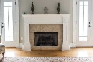 Should A Fireplace Mantel Be Wider Than The Fireplace?
