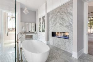 Read more about the article Is Porcelain Or Ceramic Tile Better For Showers? What homeowners need to know