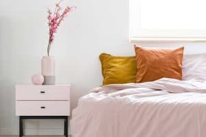 How To Decorate The Top Of A Nightstand Or Bedside Table? [7 Suggestions]