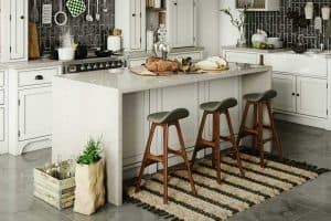 Read more about the article How Much Should A Breakfast Bar Overhang?