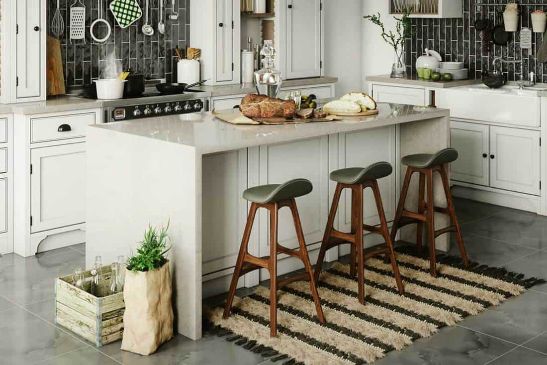 How Much Should A Breakfast Bar Overhang Home Decor Bliss