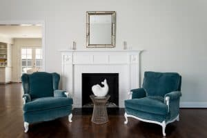 What Color Should My Fireplace Mantel Be? [3 Design Options]