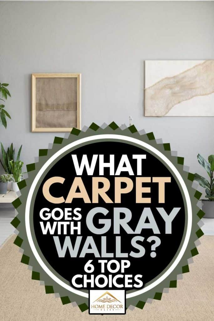 What Carpet Goes With Gray Walls 6 Top Choices Home Decor Bliss