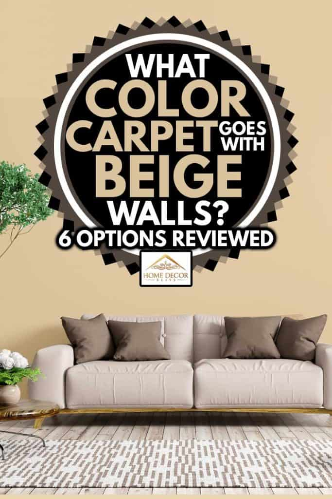 What Color Carpet Goes With Beige Walls 6 Options Reviewed Home Decor Bliss