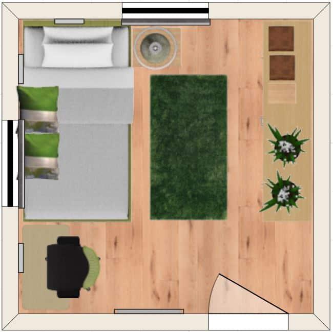 10X10 layout 6