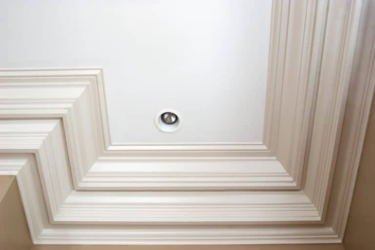 triple crown molding, Should Crown Molding Be The Same Color As The Walls?