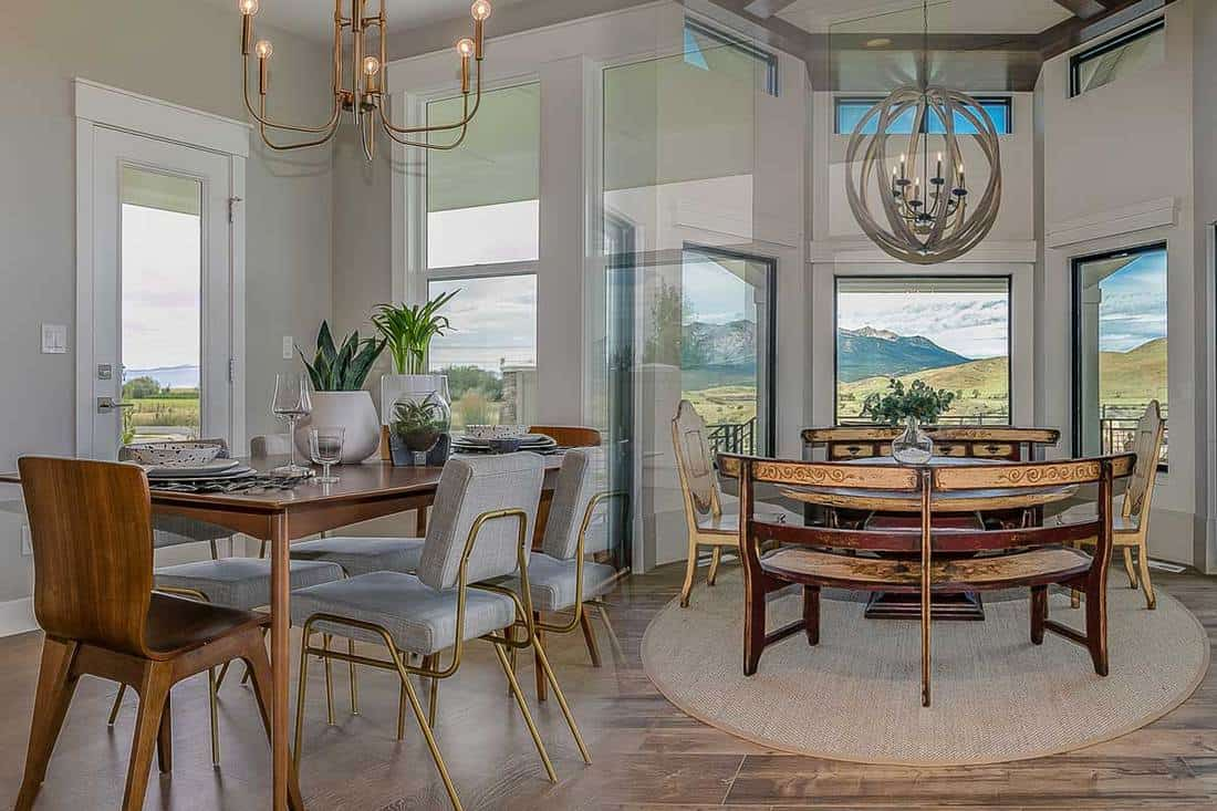 Should You Get A Round Or Rectangle Dining Table Home Decor Bliss