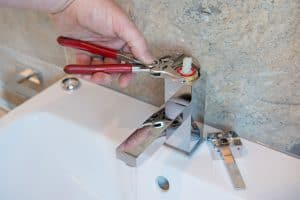 How Long Does It Take To Install A New Bathroom Sink?