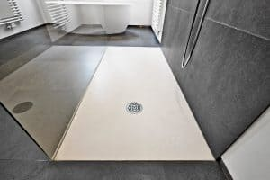 Should A Shower Drain Match The Tiles?