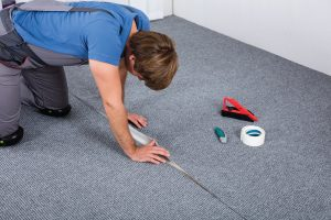 Should Carpet Seams Be Visible? [And what to do to hide them]