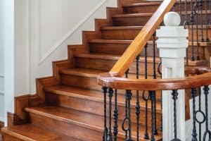 Read more about the article What Is The Best Finish For Wood Stairs? [3 Options]