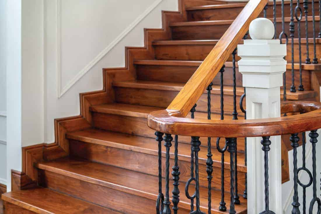 What Is The Best Finish For Wood Stairs 3 Options Home Decor Bliss