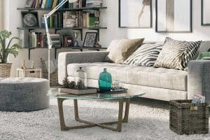 Read more about the article Should Carpet Be Darker Or Lighter Than Sofa? [Inc. Pictures]