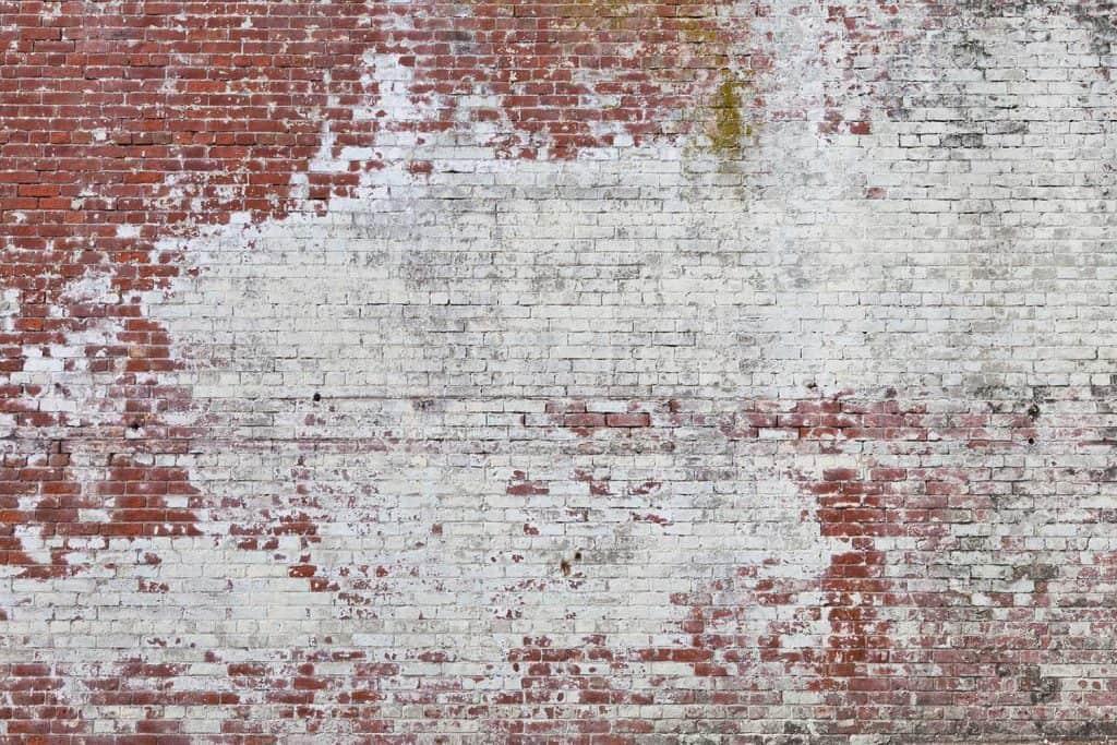 Grungy brick wall background