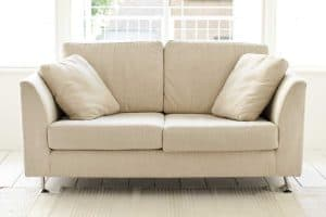 Should Pillows On Sofa And Loveseat Match?