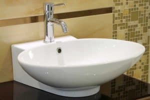 How To Paint Bathroom Sink Faucets [6 Steps]